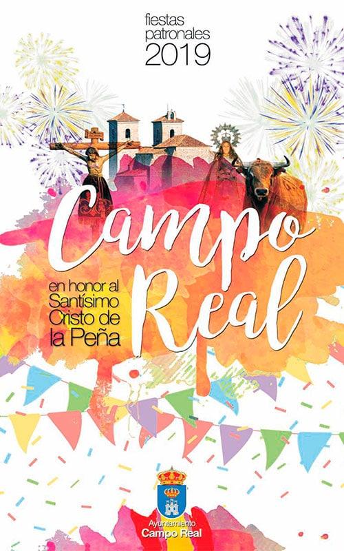 Fiestas patronales Campo Real