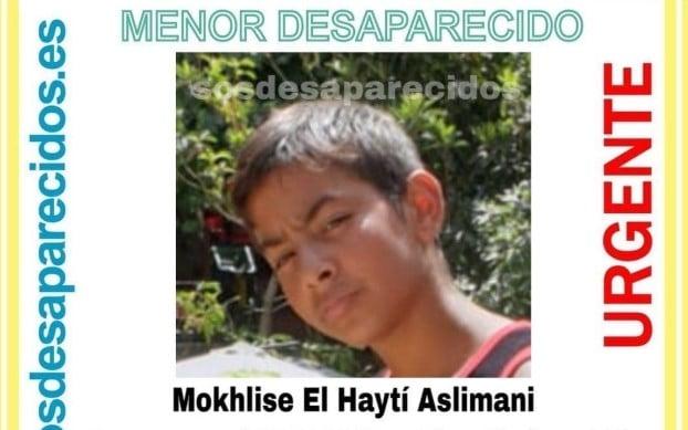 Localizan al menor de 13 años desaparecido en Rivas Vaciamadrid
