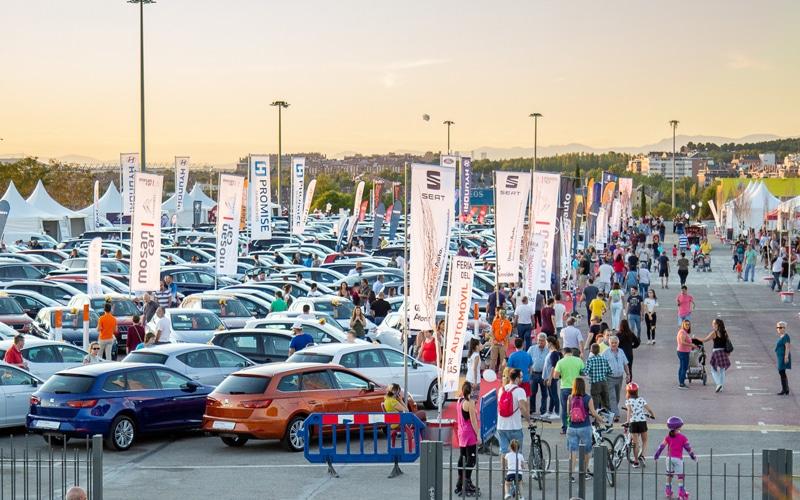 Feria del Automóvil de Rivas: 169 coches vendidos, un 14% más que el año pasado