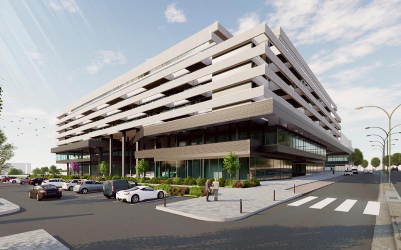 El Hospital HM de Rivas compartirá parcela con una residencia de mayores, oficinas y zona comercial