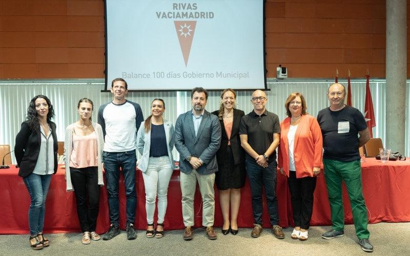 Del Cura reorganiza el Gobierno de IU-Equo-Más Madrid y Podemos en Rivas