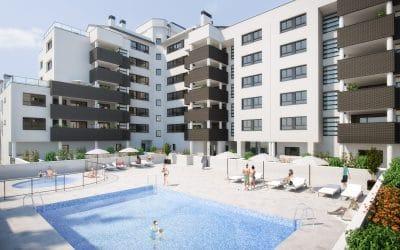 Residencial 8 de Marzo: pisos de calidad Larvin en el barrio con mayor proyección de Rivas
