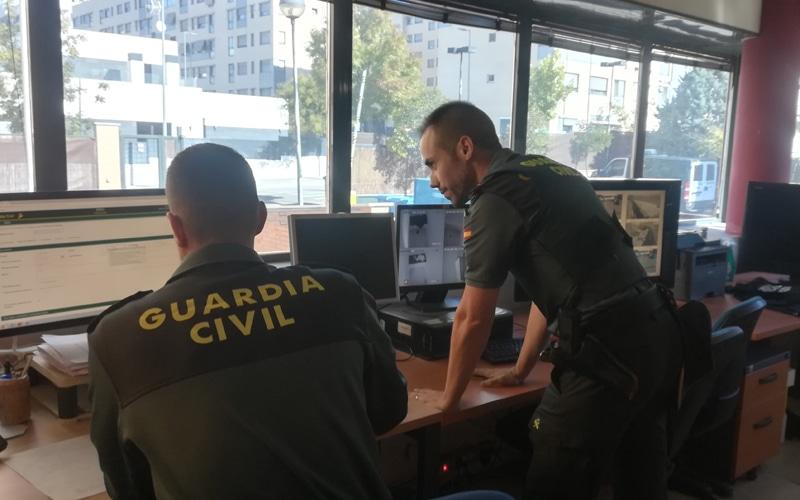 Teniente Torres (Guardia Civil de Rivas): «Rivas es una ciudad segura»