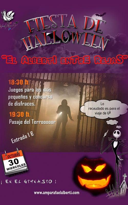 Halloween Rafael Alberti