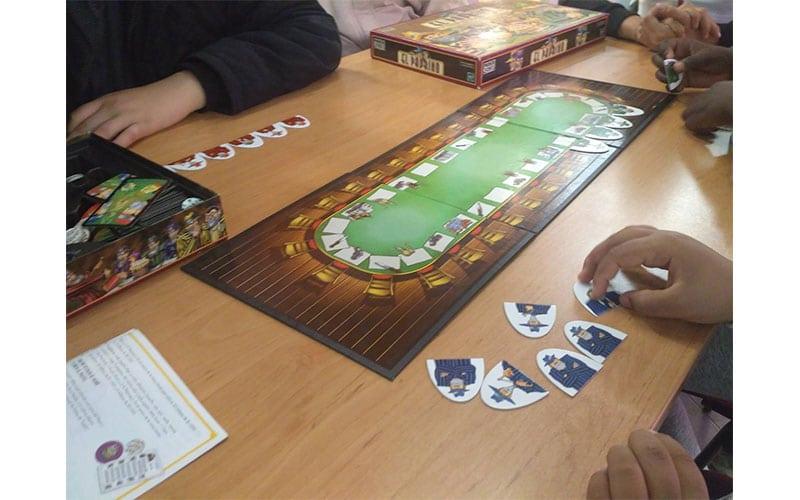 Semana de la Juventud: Juegos de mesa