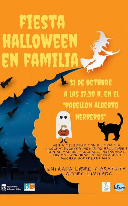 Halloween La Pecera Arganda