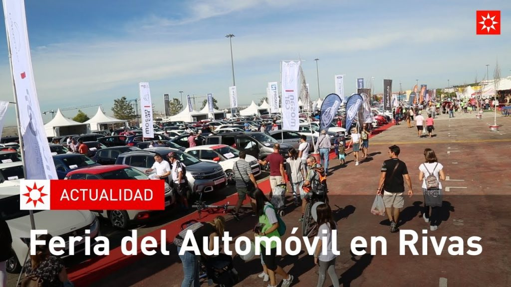 feria automovil rivas 2019 video