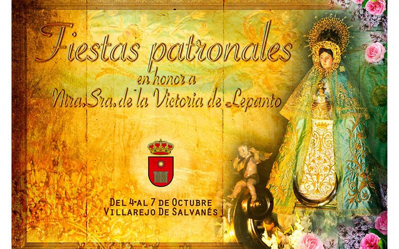 Fiestas patronales Villarejo de Salvanés