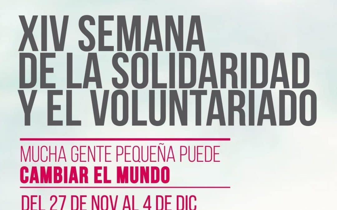 XIV Semana de la Solidaridad y el Voluntariado en Arganda