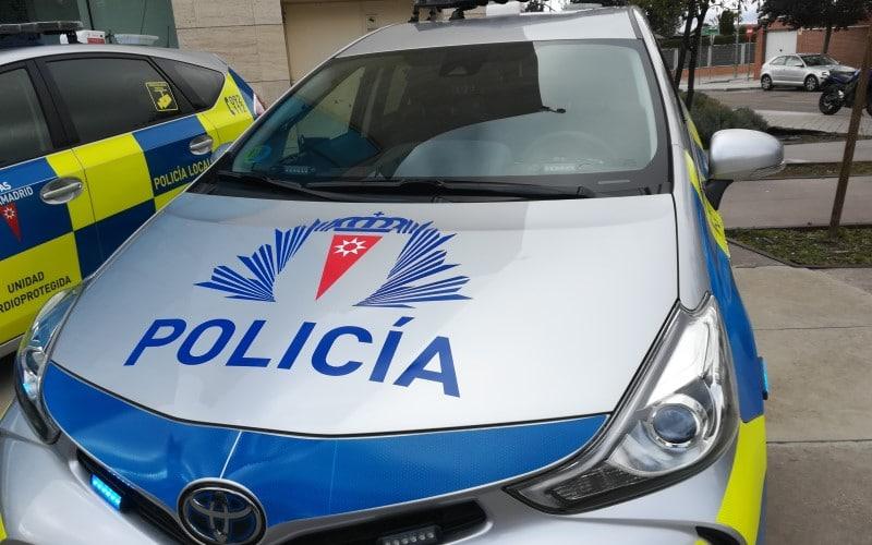 La Policía Local de Rivas interviene en otra fiesta ilegal en la calle Jazmín por segunda semana consecutiva