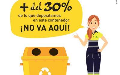 Rivamadrid lanza una campaña para sensibilizar y concienciar sobre el reciclaje de envases plásticos