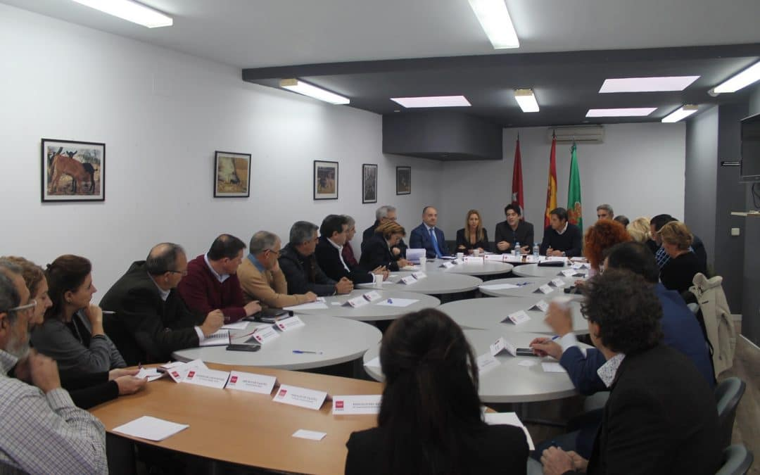 56 millones de euros del Plan de Inversión Regional para 23 municipios del sureste