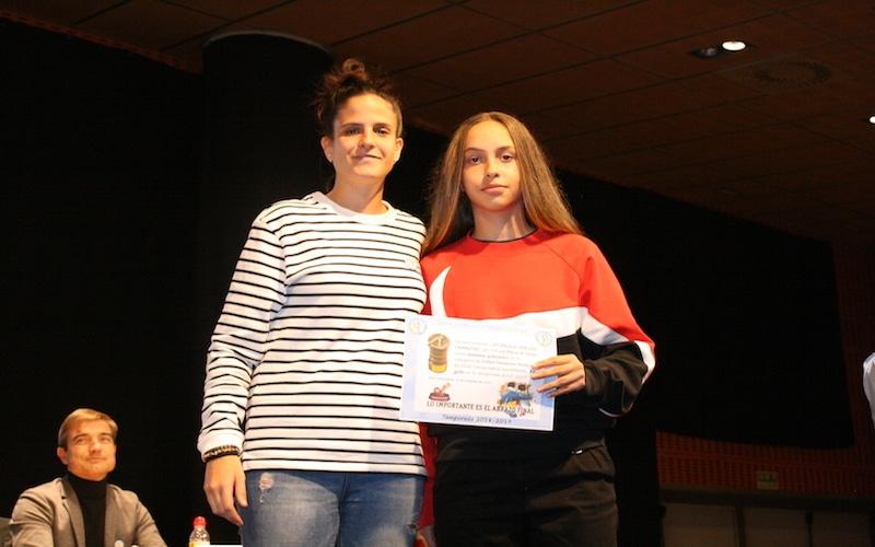 Trofeo a la Deportividad de Radio Cigüeña 2019