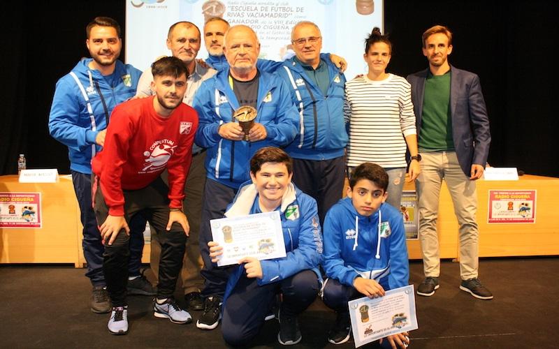Entregado el VIII Trofeo a la Deportividad de Radio Cigüeña
