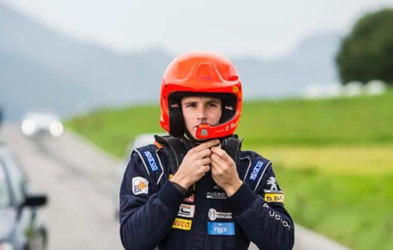 El piloto Josep Bassas prepara el asalto al Rally de la Comunidad de Madrid de la mano de Iluscar Rivas