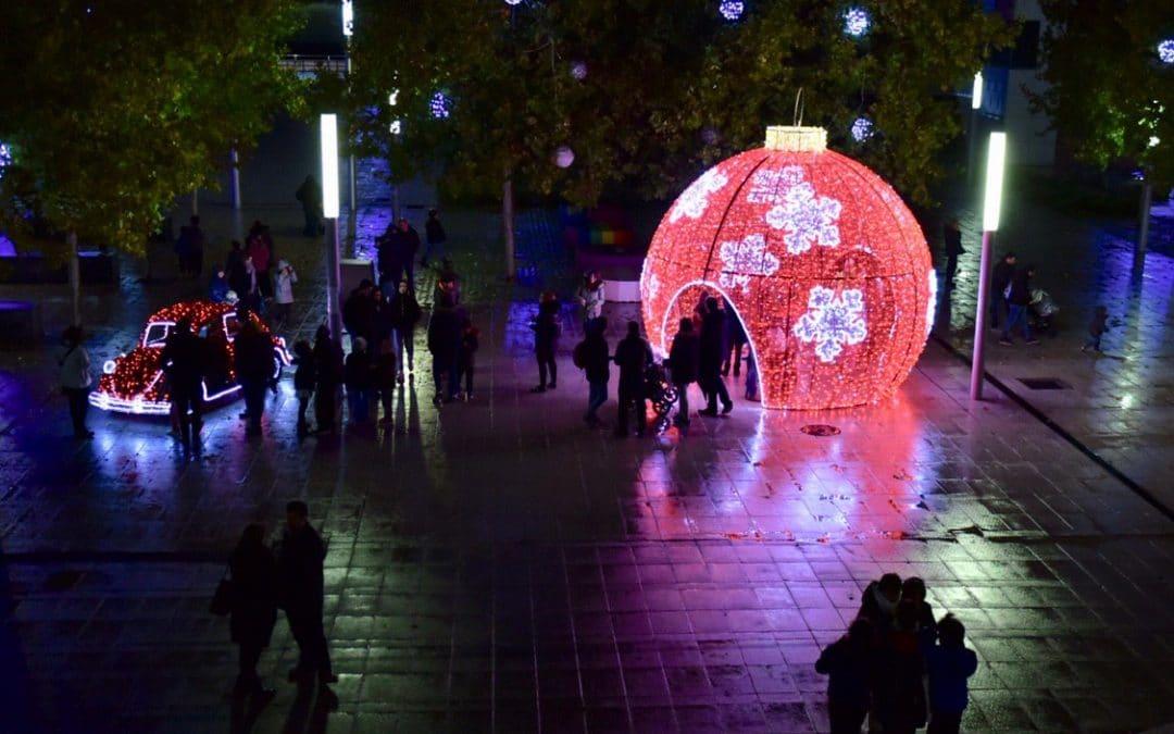 Arrancan las actividades de Navidad en Rivas: descarga aquí el programa completo