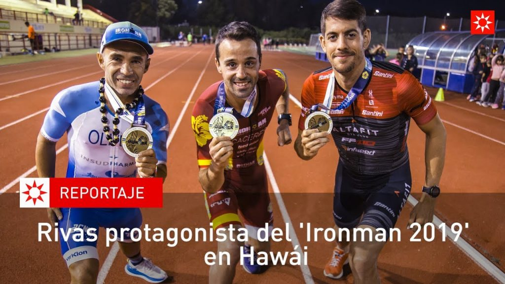ivan caceres campeon mundo ironman video