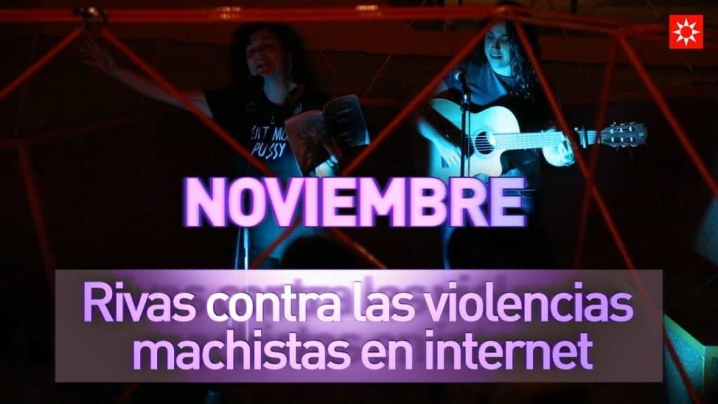 rivas noviembre violencia machista video