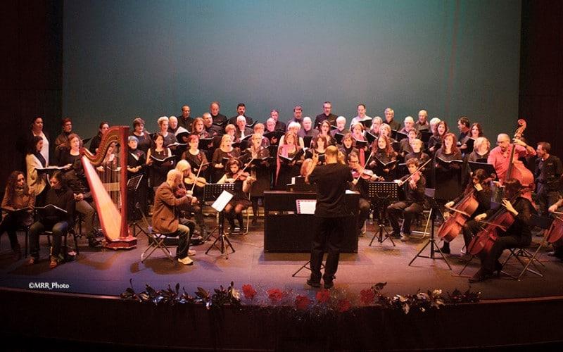 Concierto de Navidad del Coro de Rivas