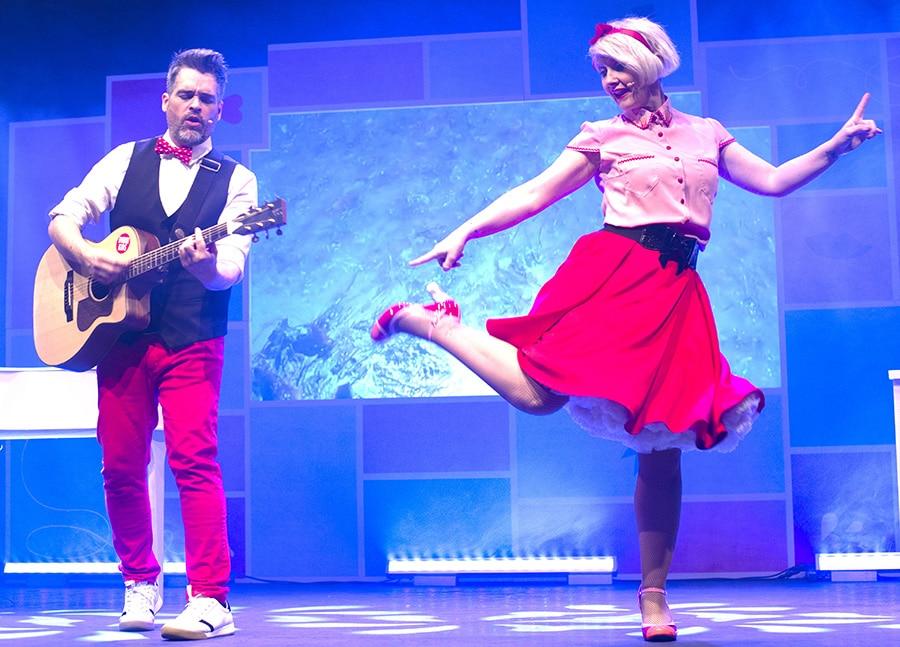 Teatro musical infantil. Dubbi Kids: 'Emocionario'