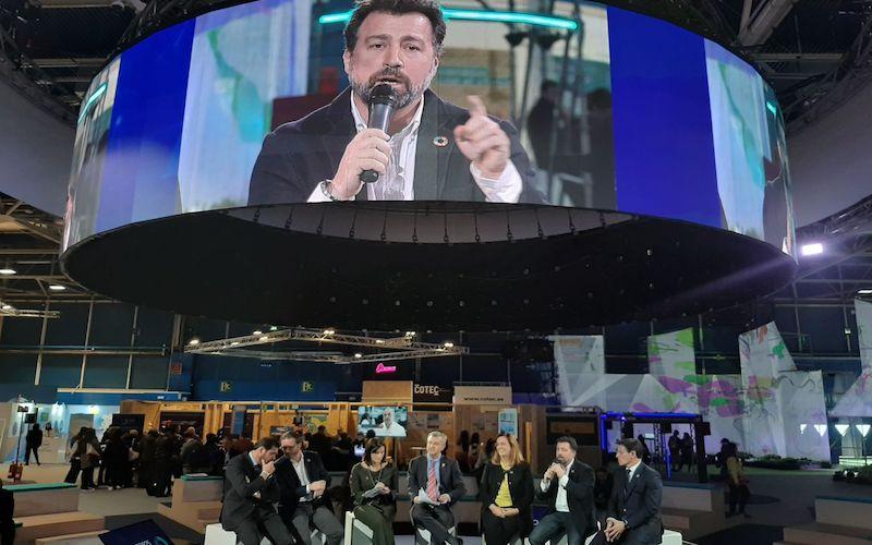 Rivas y Arganda, en la Cumbre del Clima COP25