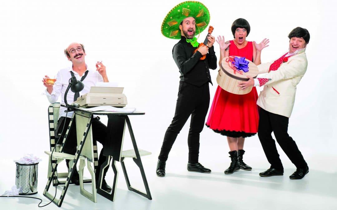 Teatro en Rivas: 'Gag Movie'