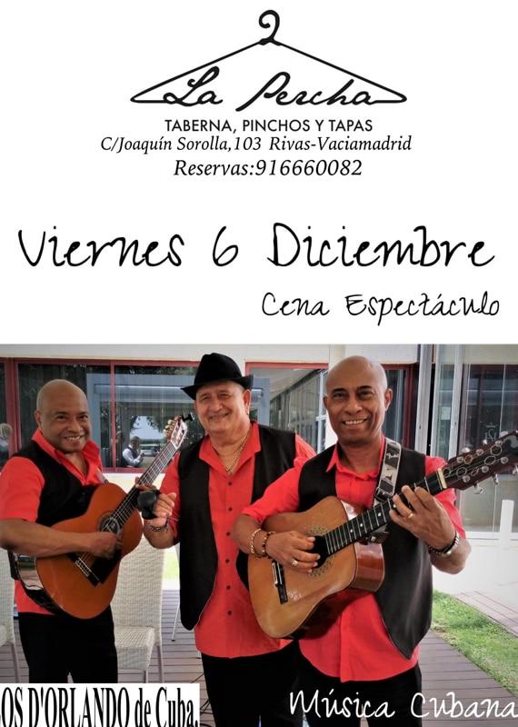Los d Orlando de Cuba La Voz Senior