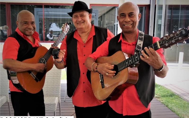 Los D'Orlando de Cuba, concursantes de La Voz Senior 2019, actuarán este viernes en Rivas