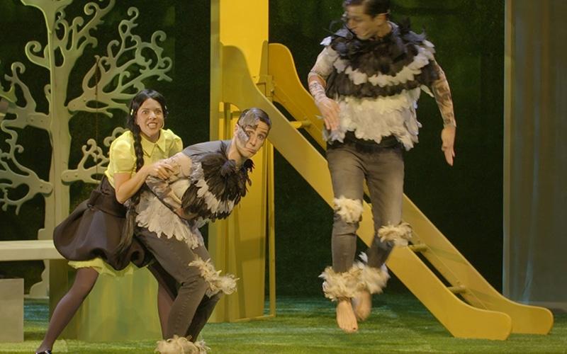 Teatro infantil: 'El fantástico parque de Martina'