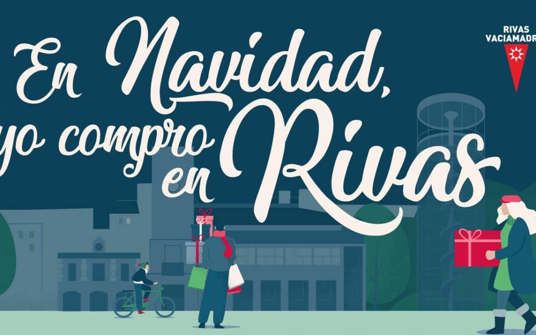 'Esta Navidad, yo compro en Rivas': el consumo local tiene premio