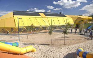 Centro de Infancia Rayuela, en Rivas (foto: Ayuntamiento de Rivas Vaciamadrid)