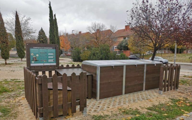 Rivas pondrá en marcha sus dos compostadoras comunitarias a finales de este año