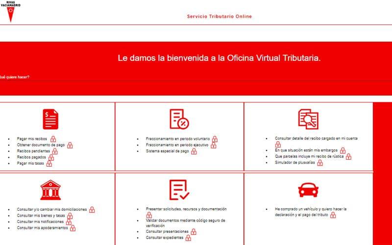 Rivas crea una oficina virtual tributaria para facilitar la gestión fiscal