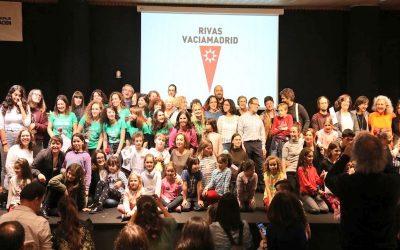 Rivas recibe un premio nacional por su proyecto contra el absentismo y el acoso escolar