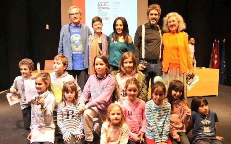 X Premios al Compromiso Educativo Profesor Julio Pérez (foto: Ayuntamiento de Rivas Vaciamadrid)