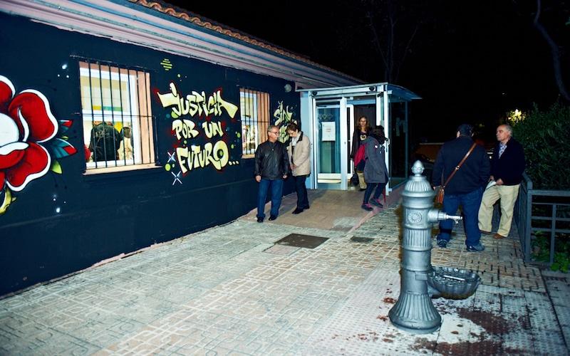 Casa de Asociaciones del Casco Antiguo (foto: Ayuntamiento de Rivas Vaciamadrid)