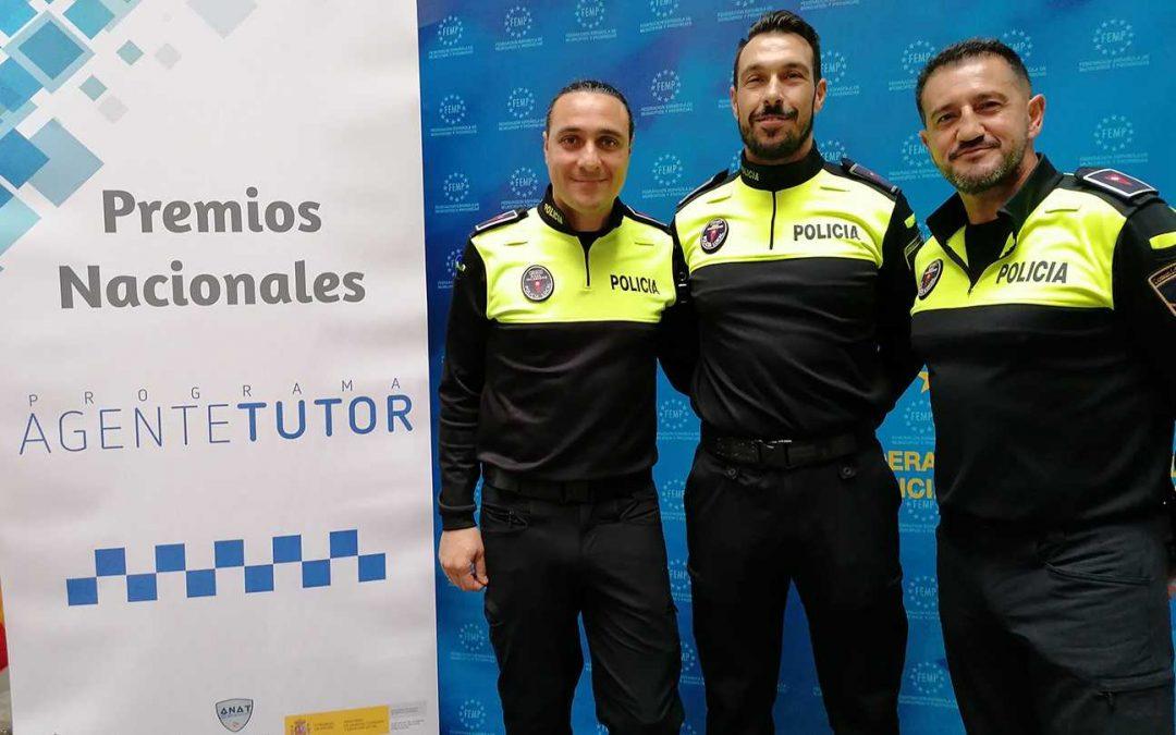 La Policía de Rivas, premiada por la labor de los Agentes Tutores para prevenir conflictos en las aulas