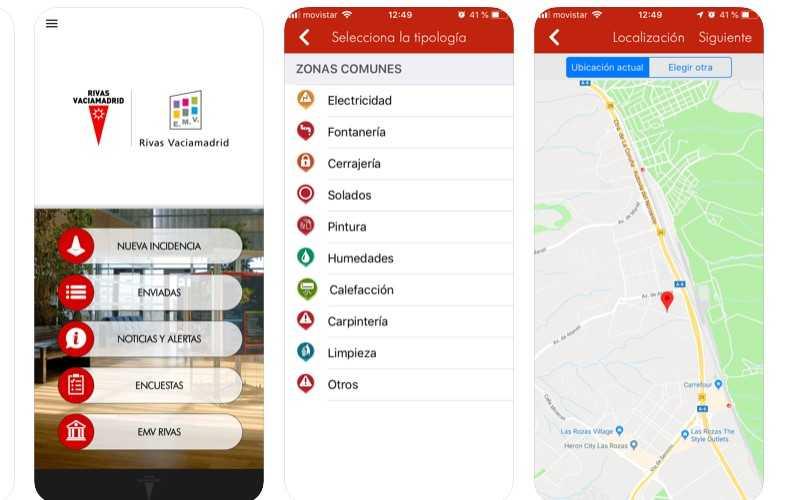 App EMV Rivas