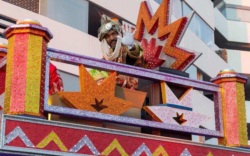 Rivas recibe a los Reyes Magos con una gran Cabalgata inspirada en los inventos de la humanidad