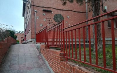 Nuevo robo en un colegio de Rivas: asaltan de madrugada el CEIP El Olivar