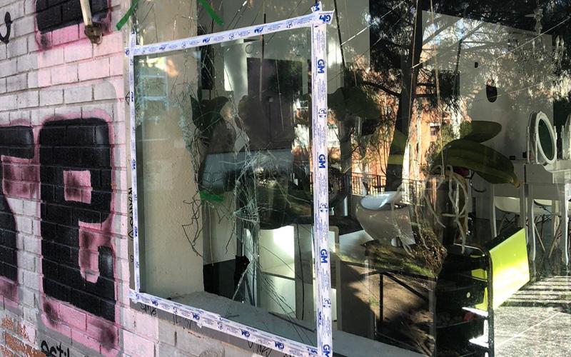 Comerciantes y hosteleros de Rivas piden más seguridad ante los últimos robos en establecimientos