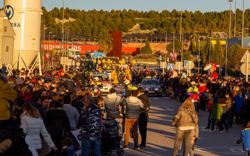 cabalgata de Rivas Vaciamadrid 2020