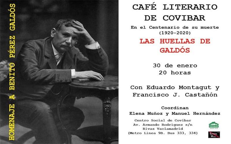 Homenaje a Benito Pérez Galdós