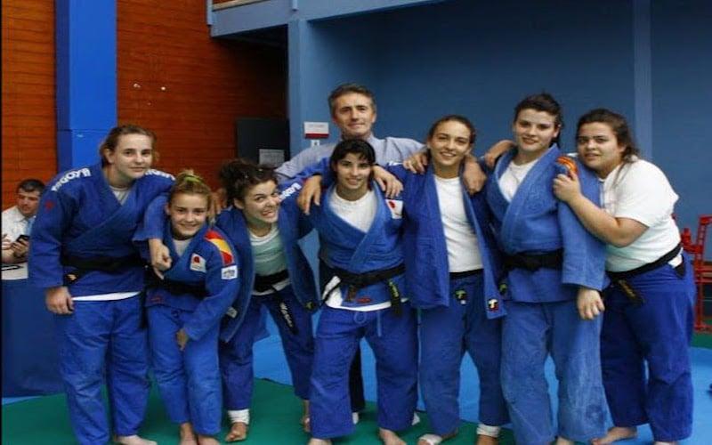 II Jornada escolar de judo