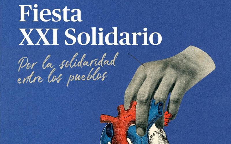 Fiesta XXI Solidario «por la solidaridad entre los pueblos»