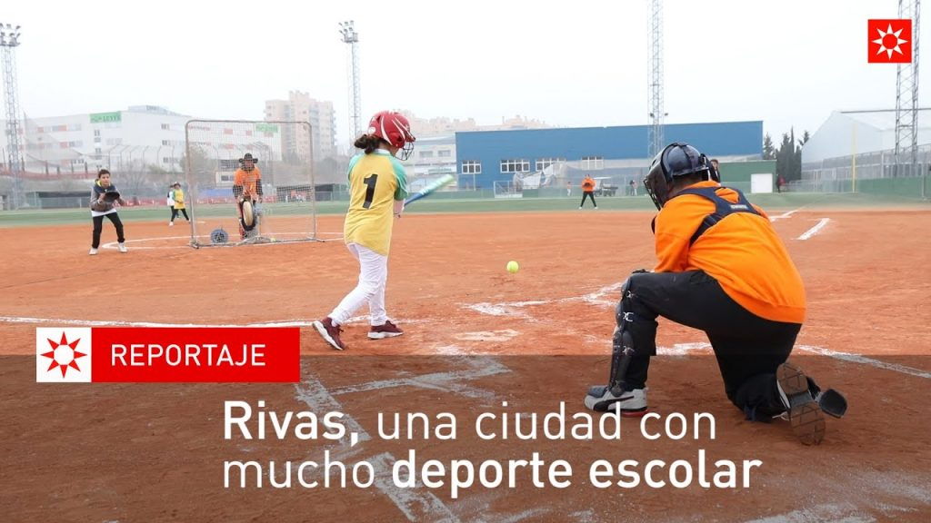 rivas deporte escolar video