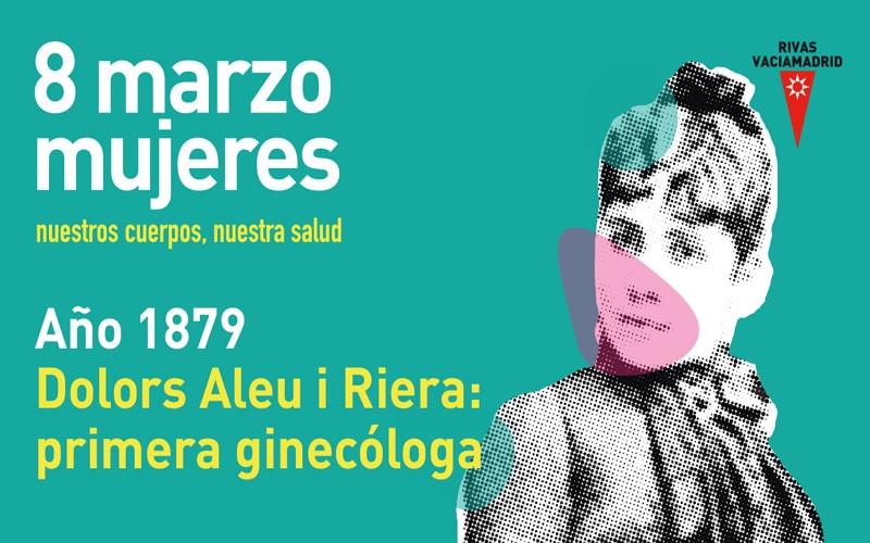 'Nuestros cuerpos, nuestra salud': Rivas conmemora el 8 de marzo con un mes repleto de actividades centradas en la igualdad
