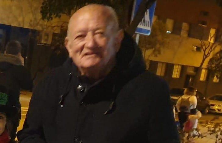 Anciano desaparecido AlzheimerAnciano desaparecido Alzheimer