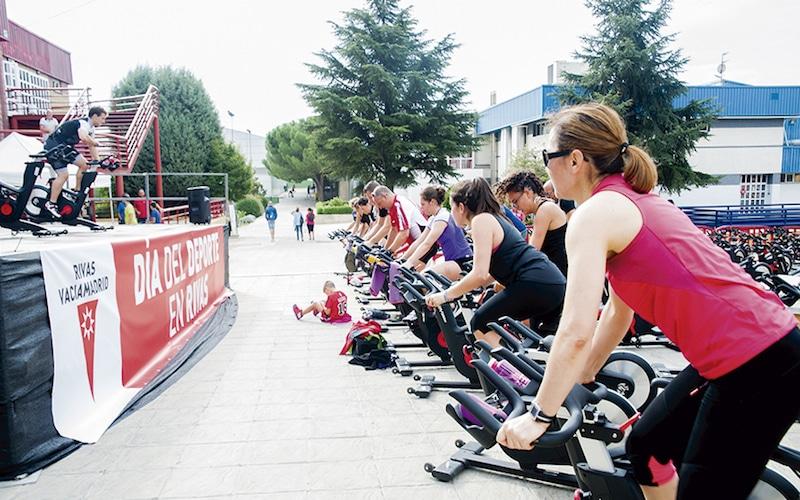 CANCELADO / 8-M: Maratón de fitness