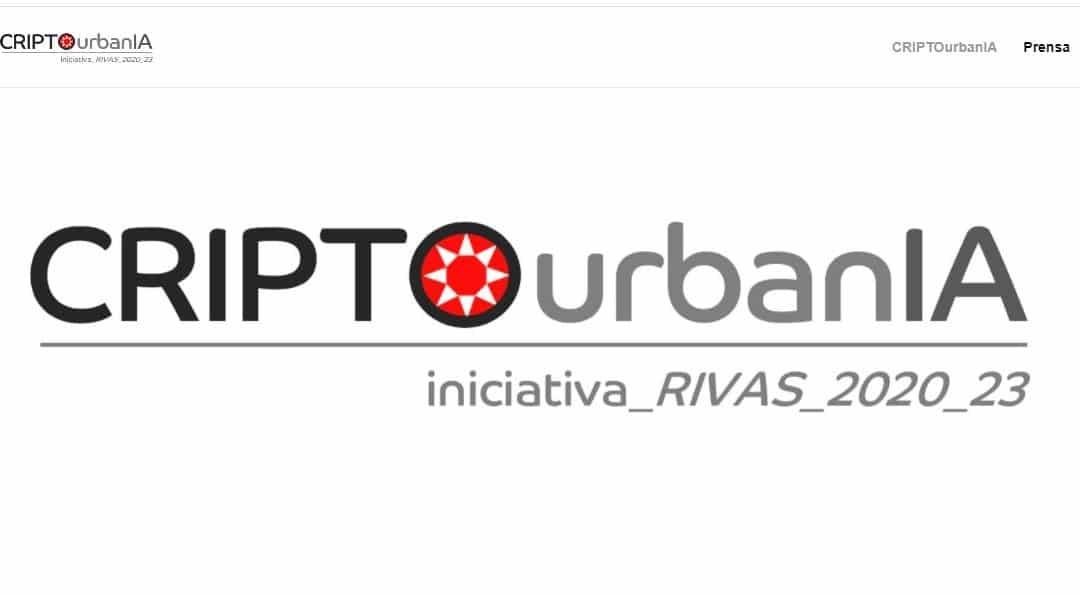 Nace Criptourbania, la iniciativa ciudadana que busca convertir Rivas en referente del cambio tecnológico